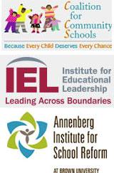 community school logos